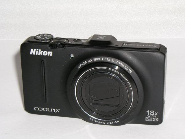 ● Nikon COOLPIX S9300 1602万画素 25-450mm フルHD動画 ●44_画像4