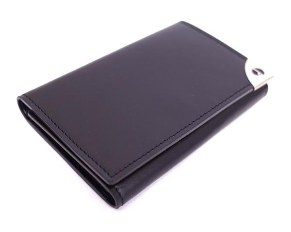 特価♪【ダンヒル】美品 6連キーケース 紳士 カーフレザー ブラック 箱 保存袋 カード DUNHILL 送料無料_画像5