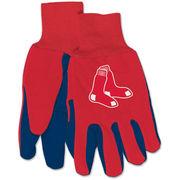 【ユーテリティロゴグラヴ】MLB公認商品☆ボストン・レッドソックス グッズの画像