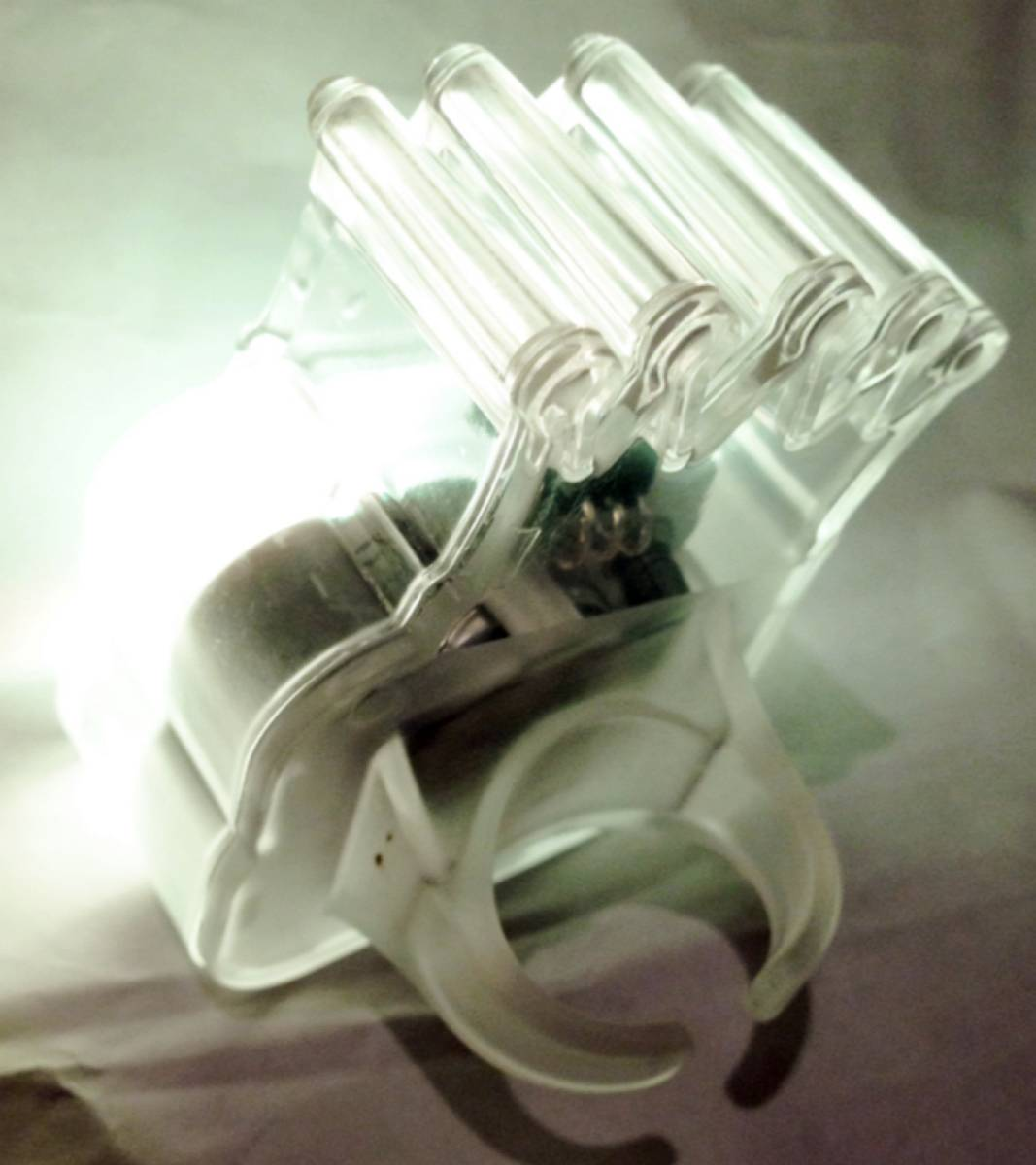 KPOP BIGBANG 指輪型ライト グッズ ペンライト 点灯確認済_指輪型