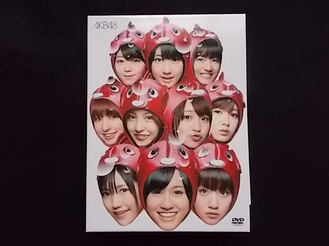 ■AKB48 逃した魚たち  シングルビデオコレクション 完全生産限定盤 DVD3枚組 ライブ・総選挙グッズの画像