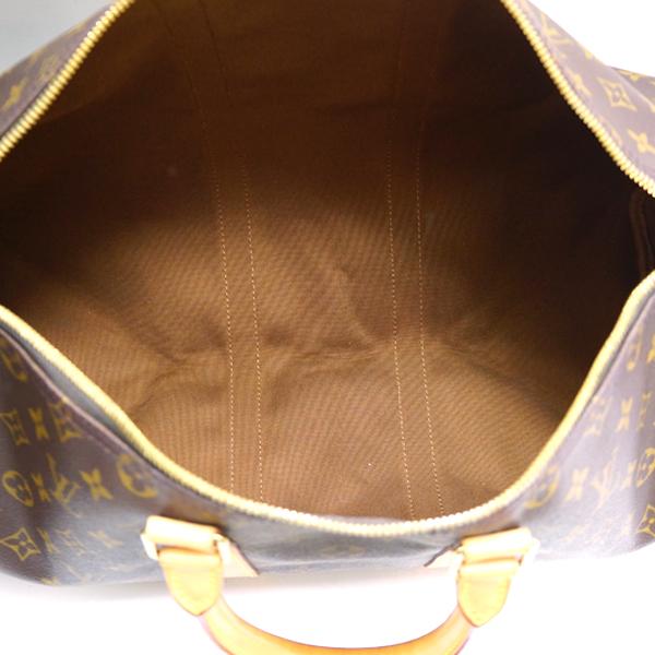 ルイヴィトン ボストンバッグ モノグラム キーポル45 M41428 LOUIS VUITTON ブラウン 旅行バッグ _画像5