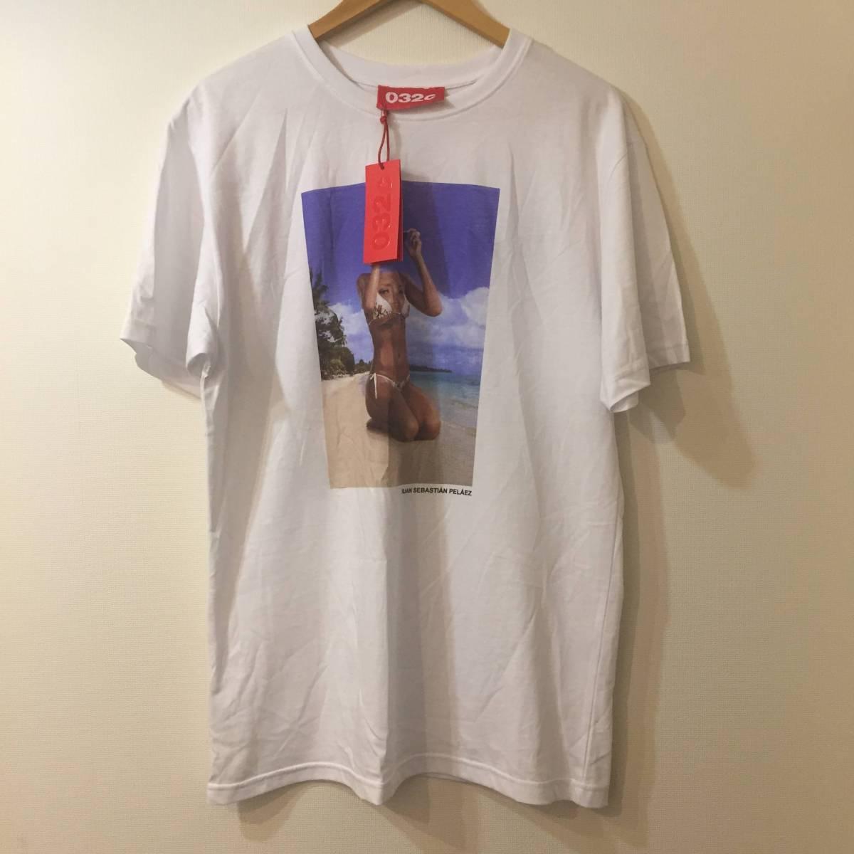 正規品 032c x Eytys Rihanna T-Shirt M リアーナ 新品 未使用 032c購入