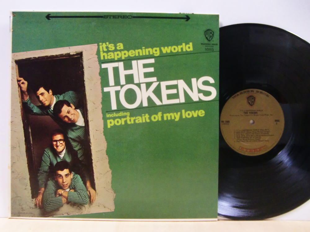 The Tokens It's A Happening World ソフトロック 良好品_画像2