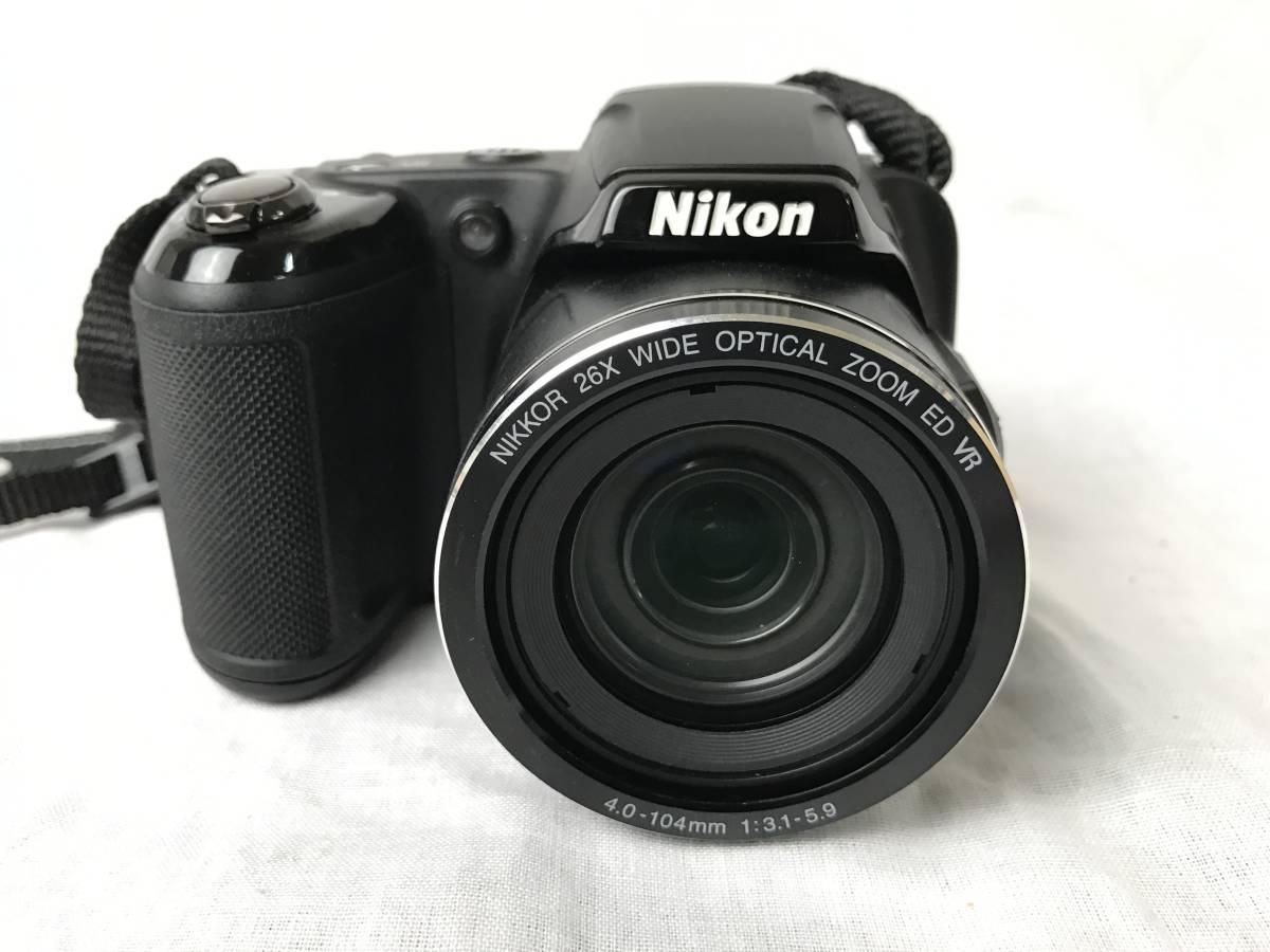 Nikon ニコン COOLPIX L810 BK デジカメ 送料無料