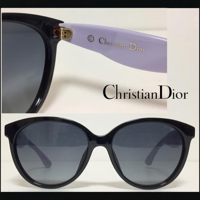 新品 送料無料 Christian Dior クリスチャン ディオール サングラス DiorEnvol 3 LVBHD BK BLUE LLC DIORENVOL3 1本限り_画像2