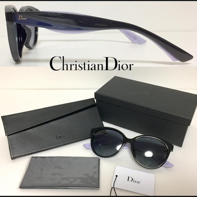 新品 送料無料 Christian Dior クリスチャン ディオール サングラス DiorEnvol 3 LVBHD BK BLUE LLC DIORENVOL3 1本限り_画像3