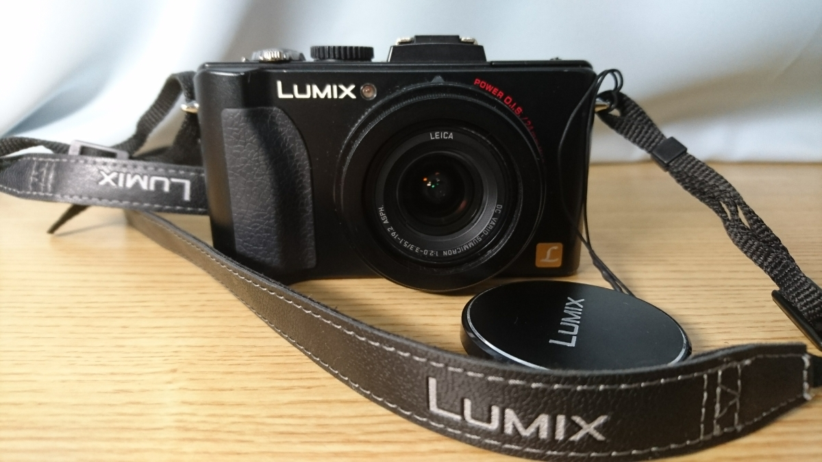DMC-LX5 panasonic デジタルカメラ