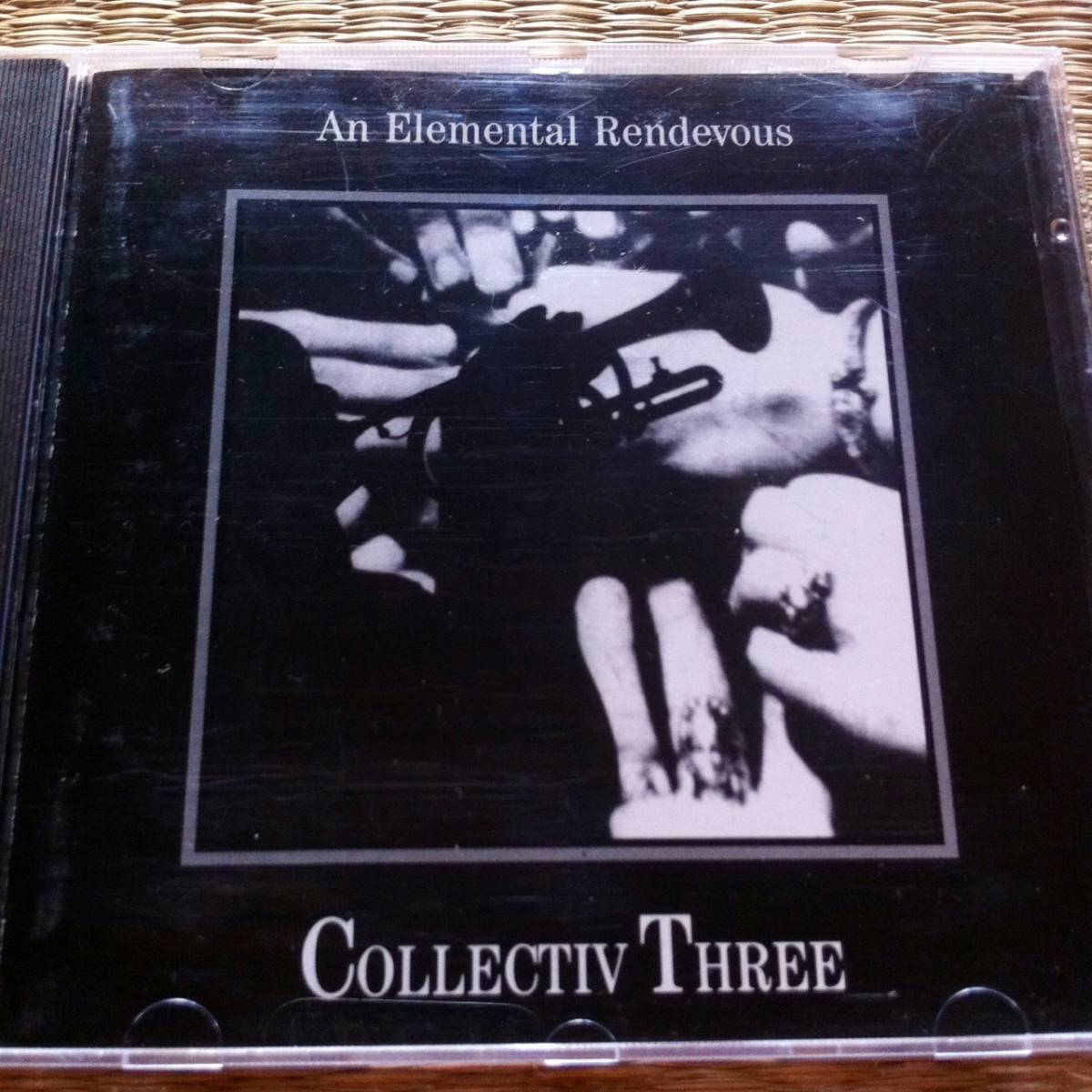 『Chris & Cosey / Collective Three: An Element Rendevous』CD 送料無料 Throbbing Gristle, Coil, Psychic Tv