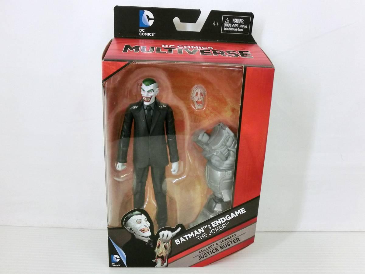 DCコミックス ジョーカー マルチバース 6インチ ジャスティスブレイカー グッズの画像