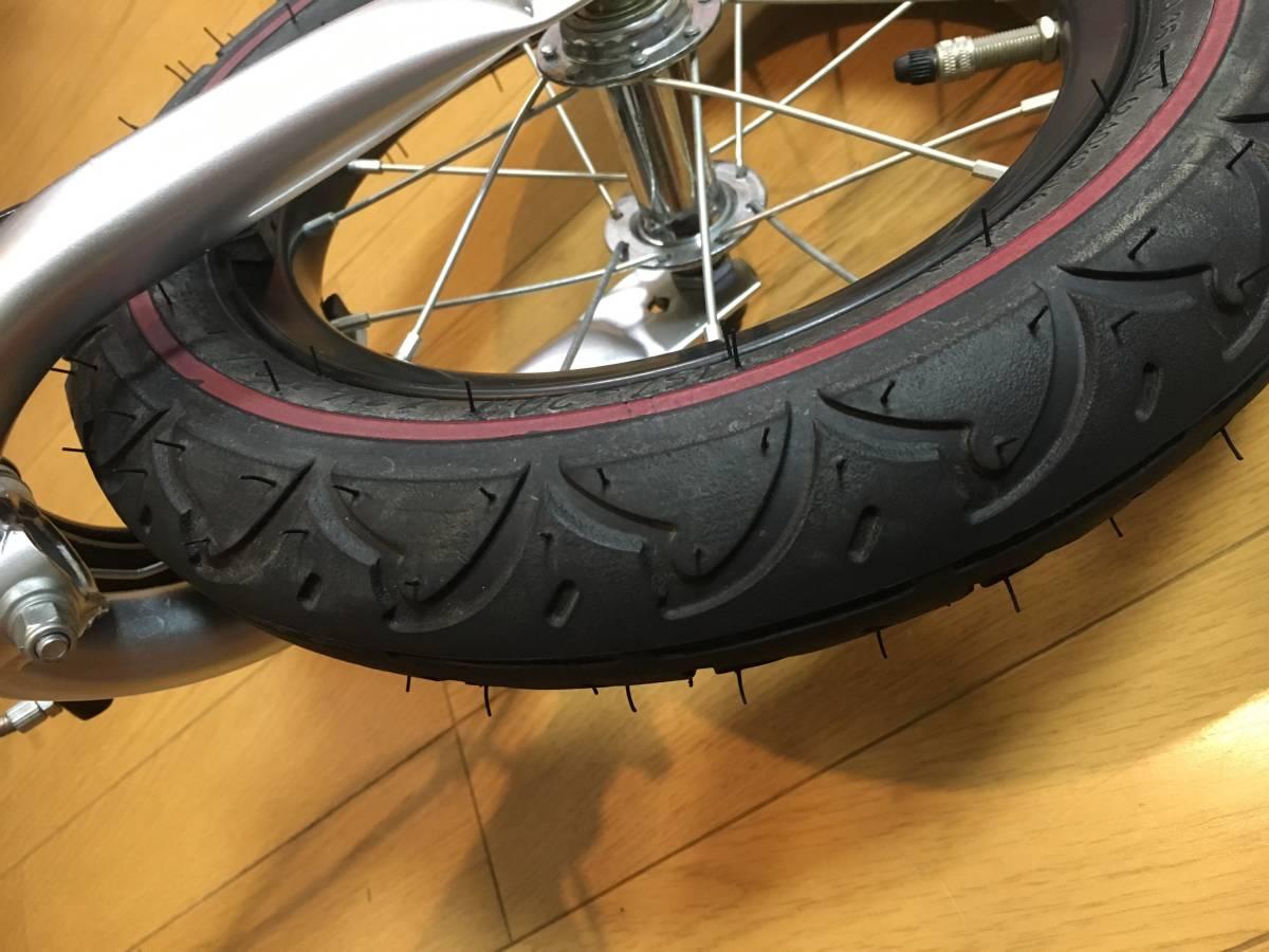 【中古 正規品】へんしんバイク 赤_画像2