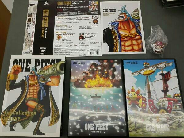 "ONE PIECE Log Collection""FRANKY グッズの画像"