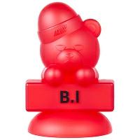 ☆iKON ペンラ KONBATアクセサリー B.I ハンビンver☆ ライブグッズの画像