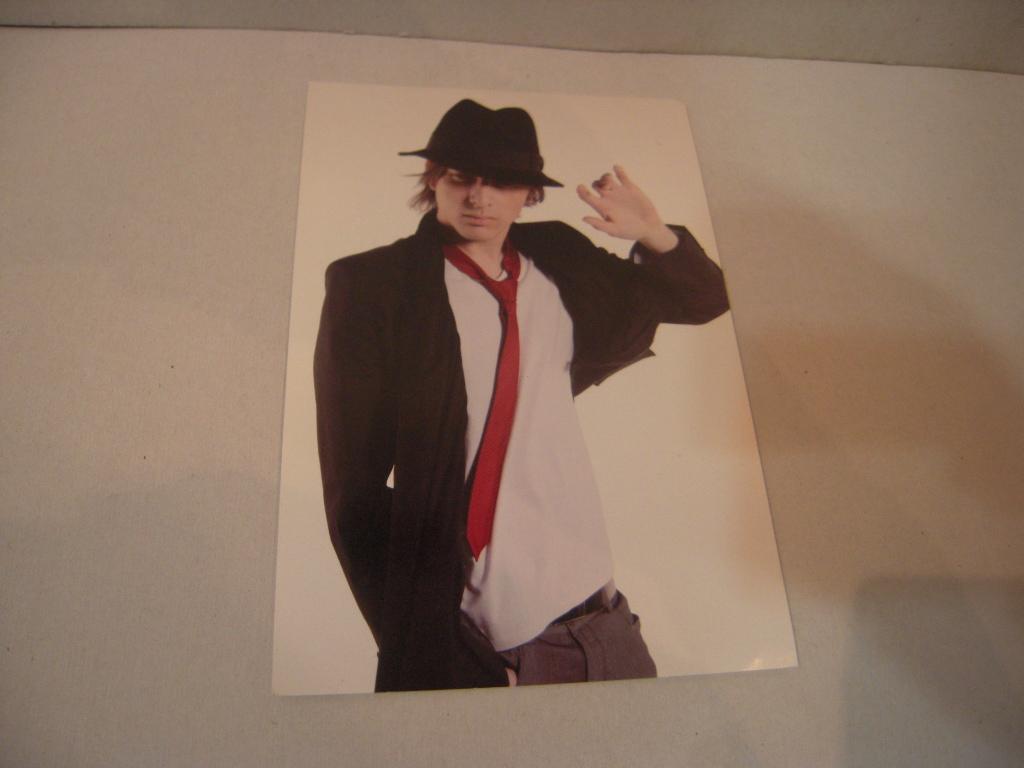 ポストカード: 城田優 Shirota Yu