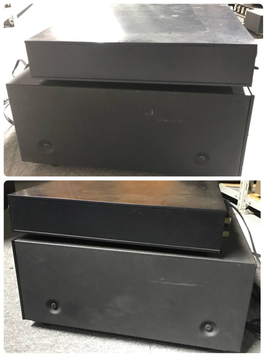 [ used power amplifier pre-amplifier set ]YAMAHA B-2 C-2