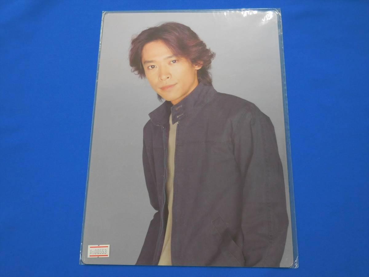 #5-00553 V6 (坂本昌行) 下敷き