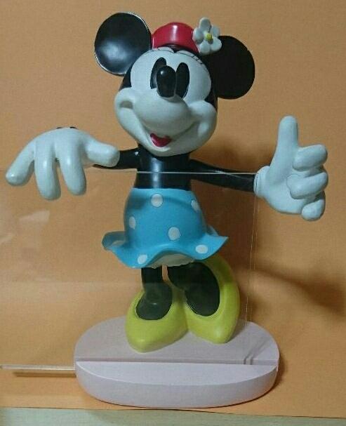 ディズニー フォトフレーム ミニーマウス ディズニーグッズの画像