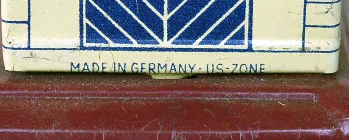 第2次大戦後 独逸製 バケットクレーン ゼンマイ動作式 C111_画像7
