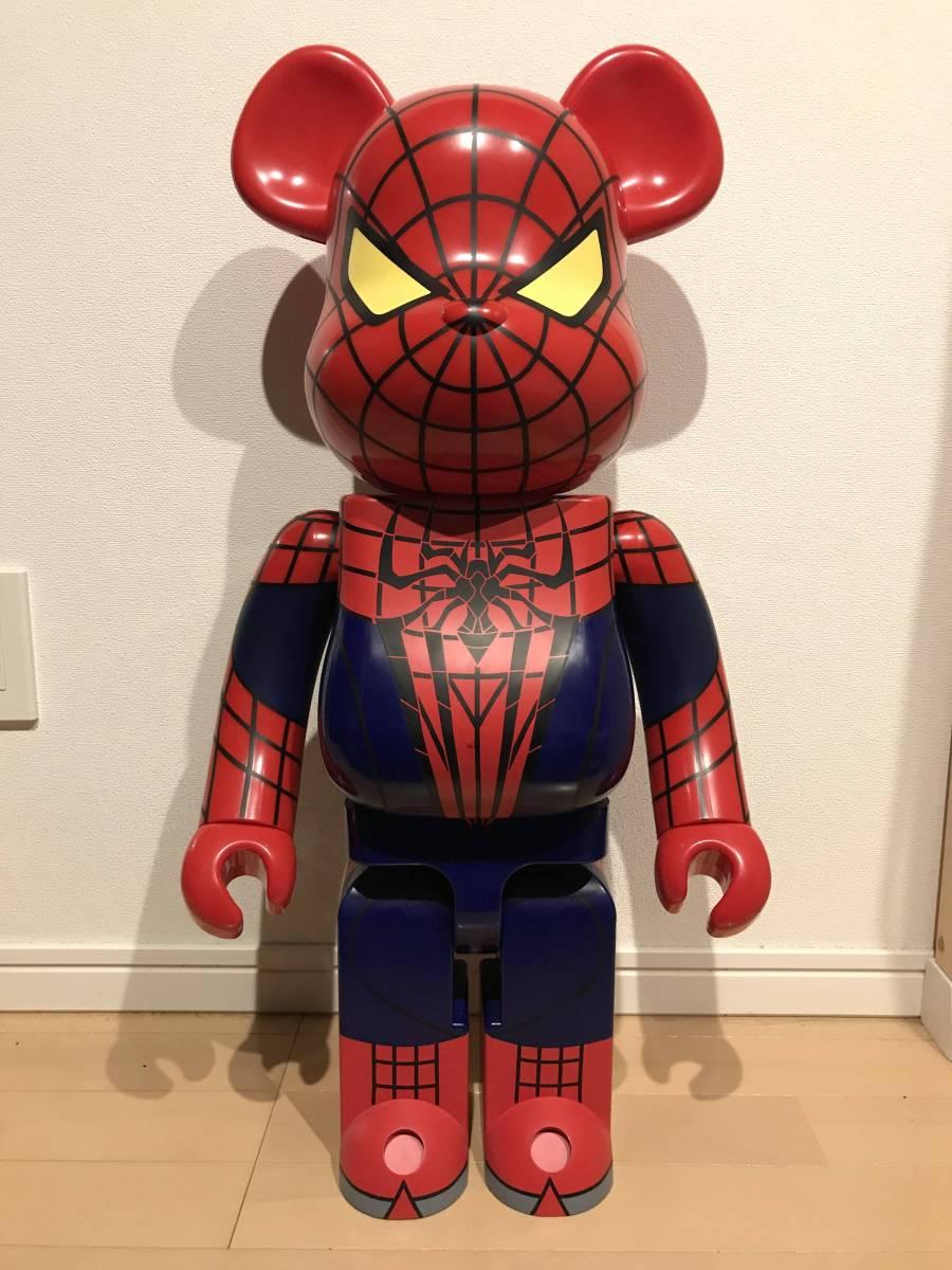 ベアブリック スパイダーマン 1000% BE@RBRICK SPIDER-MAN_画像1