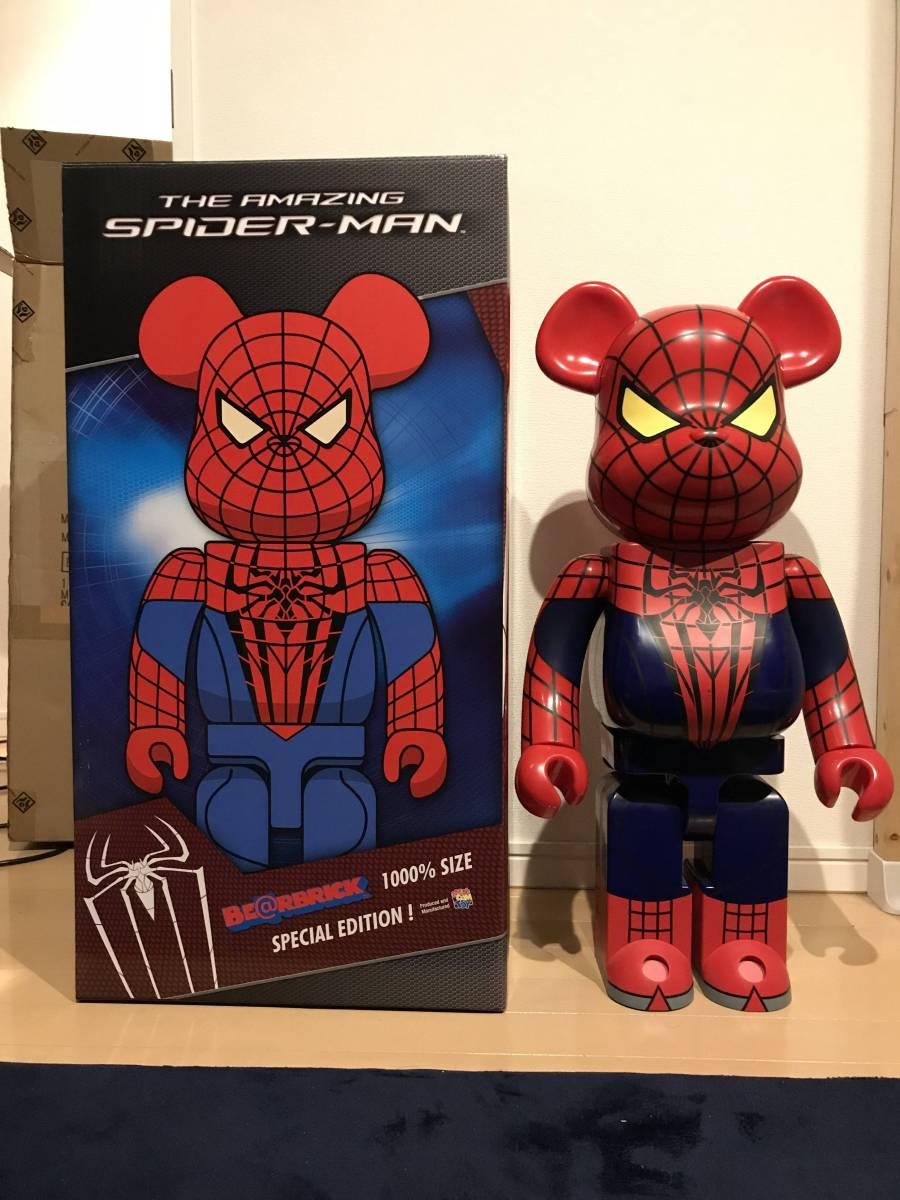 ベアブリック スパイダーマン 1000% BE@RBRICK SPIDER-MAN_画像2