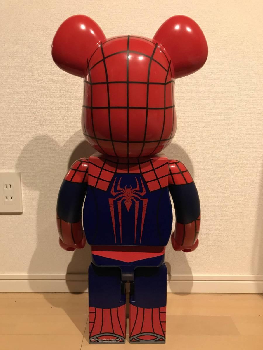 ベアブリック スパイダーマン 1000% BE@RBRICK SPIDER-MAN_画像4