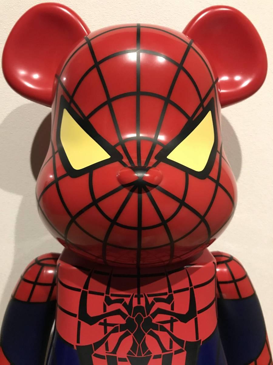 ベアブリック スパイダーマン 1000% BE@RBRICK SPIDER-MAN_画像7