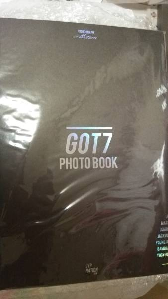 GOT7 ミニフォトブック☆JYP NATION 2016