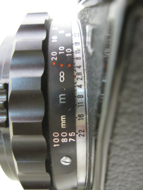 ZENZA BRONICA ブロニカ EC-TL Ⅱ 6×6版 一眼レフ ジャンク_画像4