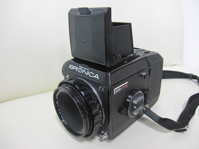 ZENZA BRONICA ブロニカ EC-TL Ⅱ 6×6版 一眼レフ ジャンク