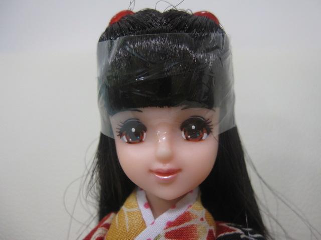 ジェニー祭 Jenny ジェニー 3体セット 和装着物 スタンド・浴衣の着替え付き_画像3