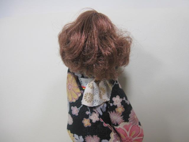 ジェニー祭 Jenny ジェニー 3体セット 和装着物 スタンド・浴衣の着替え付き_画像8