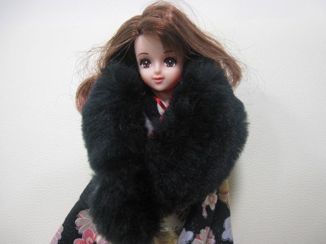 ジェニー祭 Jenny ジェニー 3体セット 和装着物 スタンド・浴衣の着替え付き_画像7