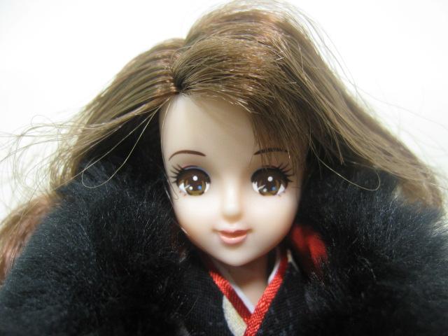 ジェニー祭 Jenny ジェニー 3体セット 和装着物 スタンド・浴衣の着替え付き_画像6