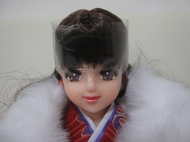 ジェニー祭 Jenny ジェニー 3体セット 和装着物 スタンド・浴衣の着替え付き_画像9