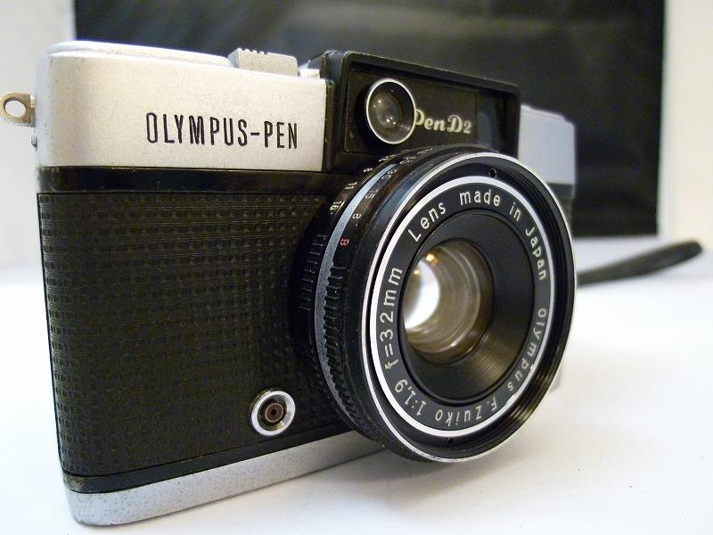 カメラ祭 オリンパス OLYMPUS PEN D2 _画像4