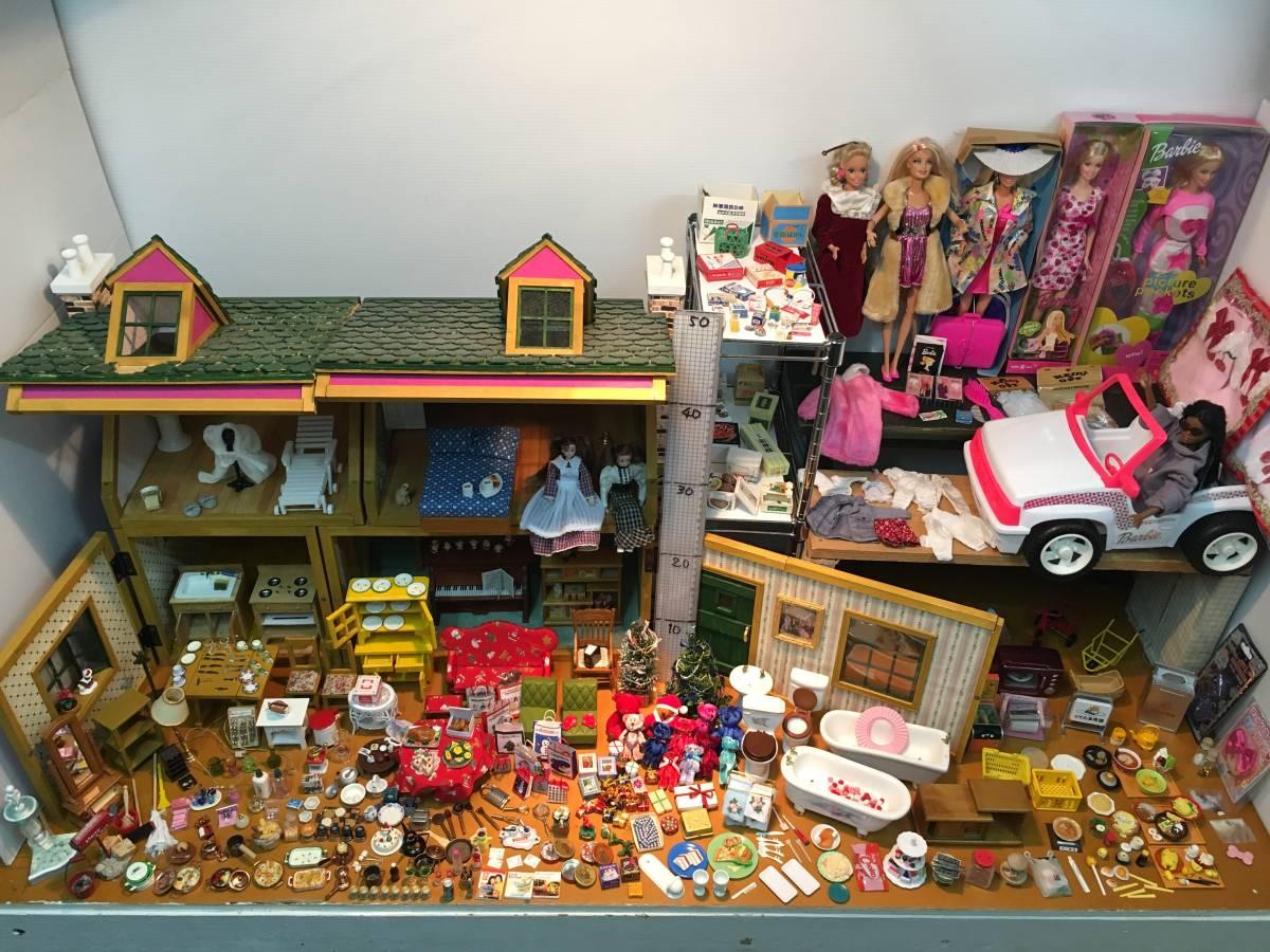 希少 ドールハウス ミニチュア 小物 家具 食器 薬 食品 リーメント ぐでたま食堂 バービー 服 人形 車 クリスマス ぬいぐるみ プレゼント