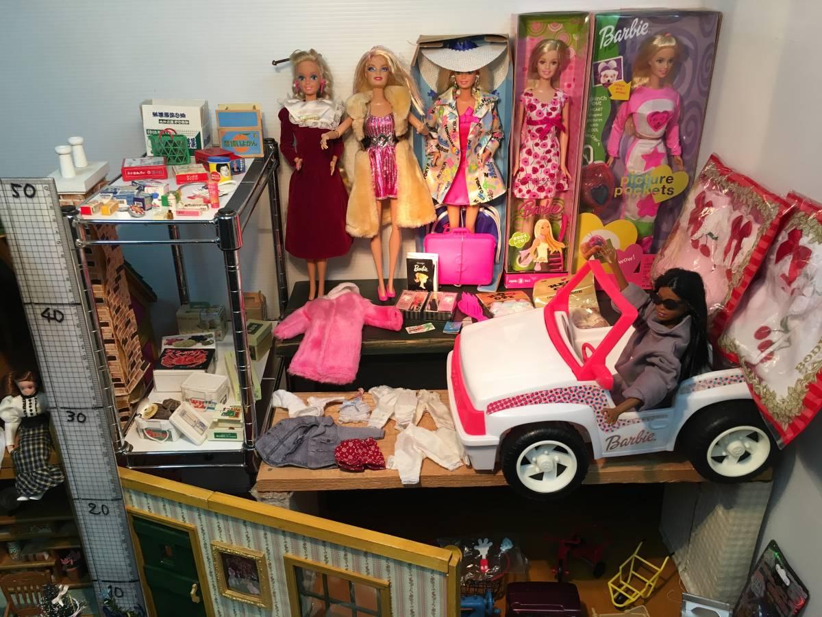 希少 ドールハウス ミニチュア 小物 家具 食器 薬 食品 リーメント ぐでたま食堂 バービー 服 人形 車 クリスマス ぬいぐるみ プレゼント_画像3