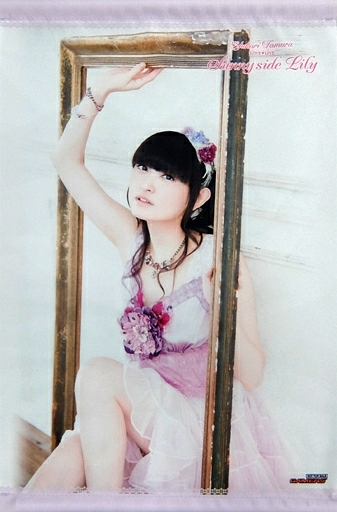 【未開封】田村ゆかり Yukari Tamura LOVELIVE Sunny side Lily DVD/BD ゲーマーズ購入特典 タペストリー