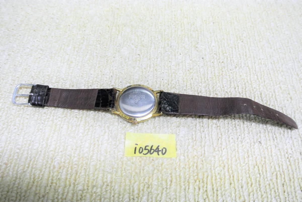 セイコー SEIKO SPORTSMAN Diashock 17 メンズ 手巻 腕時計 i05640_画像2