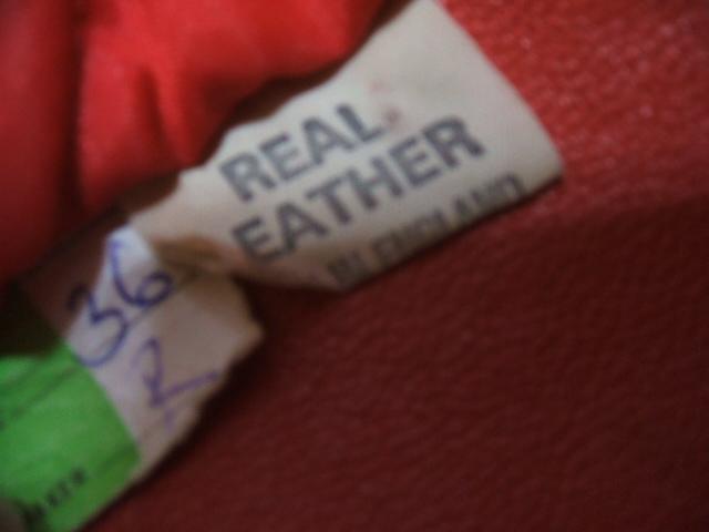 状態良Special 希少色 バット 70s ビンテージ 小の字 UK ロンジャン ライダース検30s 40s 50s ルイスレザー 666 Belstaff好きにも ラロッカ_画像2