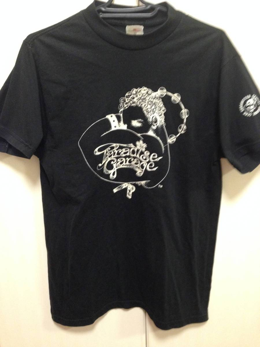Larry LevanParadise Garage伝説のパーティー、ラリーレバンのパラダイスガラージのTシャツ