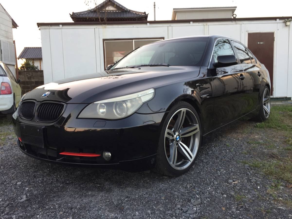 selling out recycling fee included BMW E60 530 high line rare seat