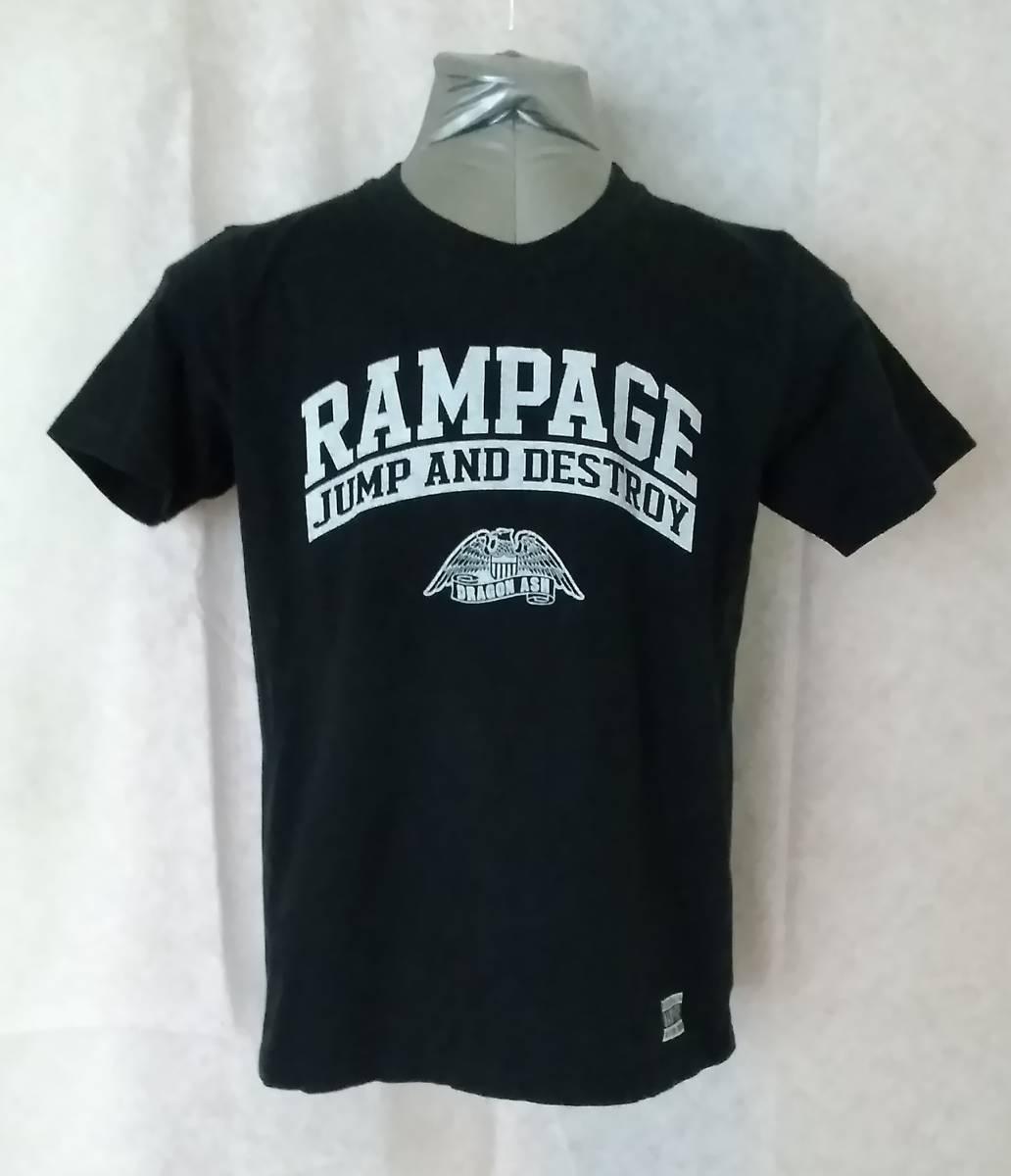 Dragon Ash 2011 RAMPAGEツアー Tシャツ Mサイズ 送料164円