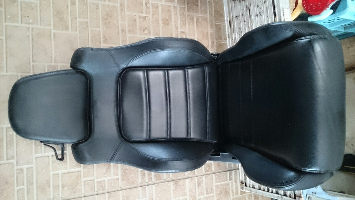 カプチーノEA11R 運転席シート 美品