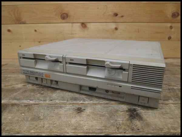☆NEC PC-8801MA2 旧型PC パソコン PC88 デスクトップPC