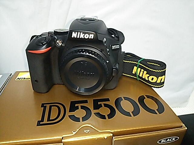 1円から★美品 Nikon D5500+レンズ+バッテリーグリップ+レリーズ+予備バッテリー+充電