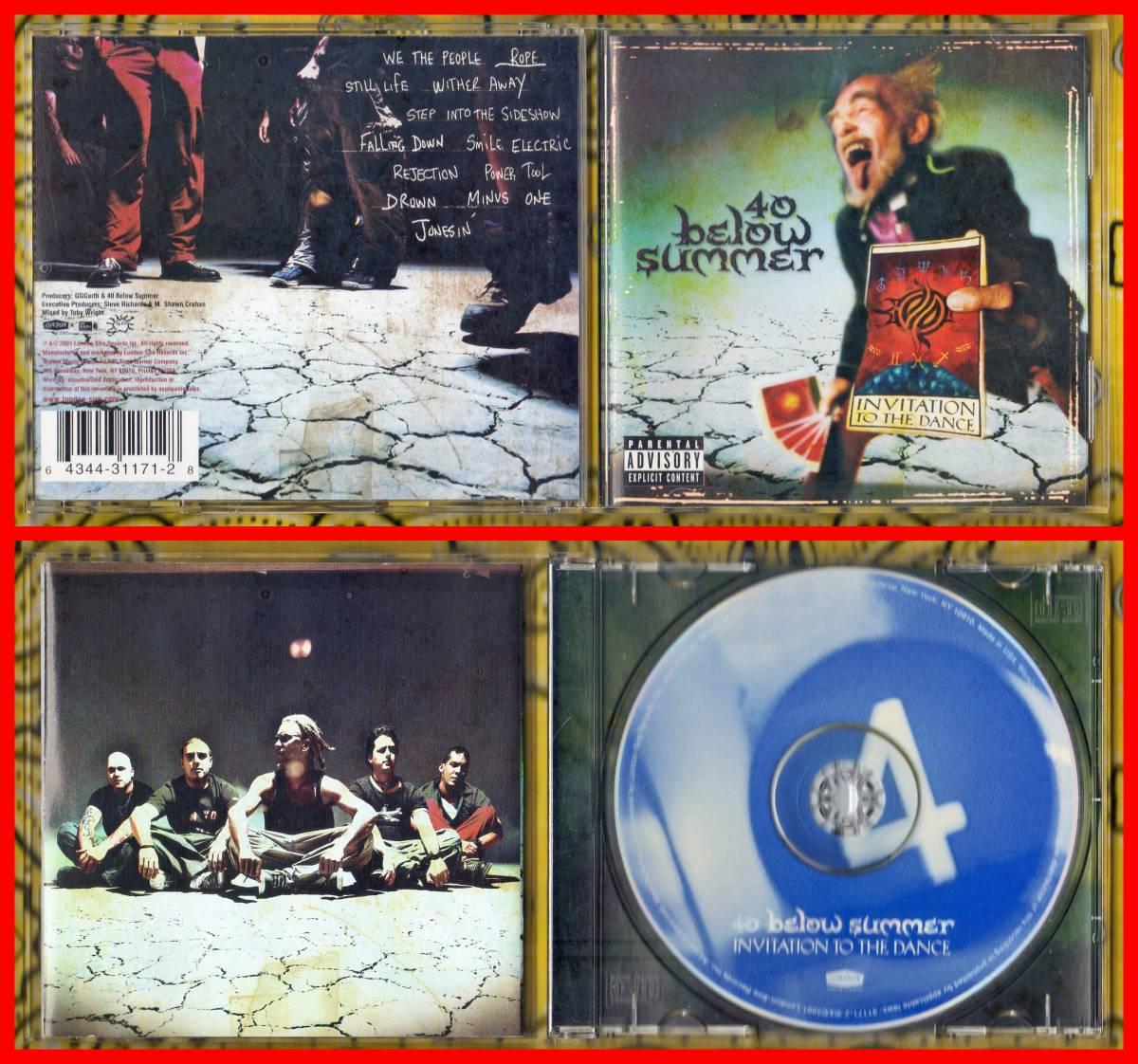 輸入盤cd 40 Below Summer ビロウ サマー ヤフオク
