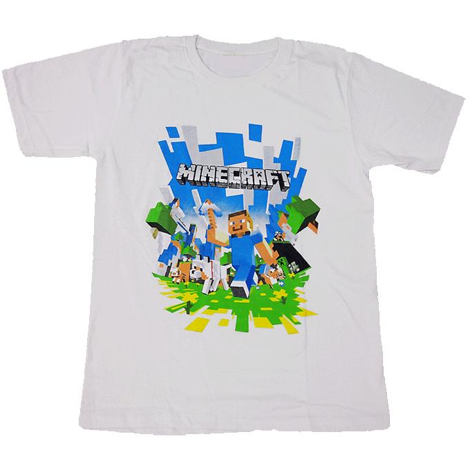 Minecraft/マインクラフト/ゲーム/キャラクター/ホワイトM グッズの画像