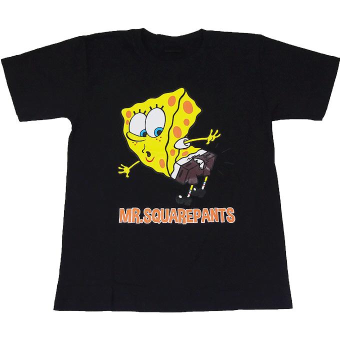 SpongeBob SquarePants/スポンジボブ・スクエアパンツ/アニメ/ブラック グッズの画像