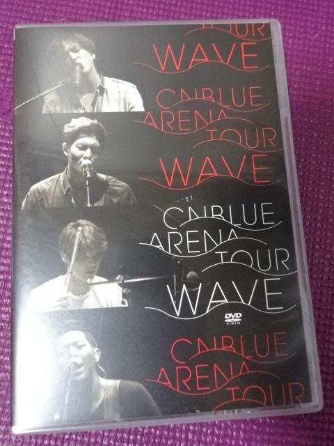 DVD CNBLUE 2014 ARENA TOUR WAVE BOICE限定盤 ライブグッズの画像